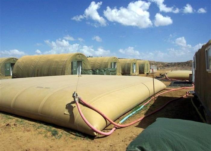 Citerne souple RCY pour le stockage de tous types de carburants
